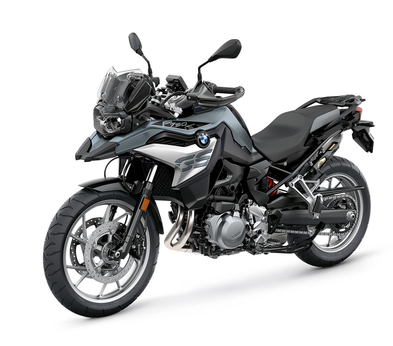 BMW F 750GS technical specifications